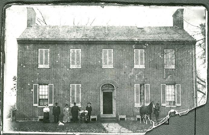 History of The Samuels House
