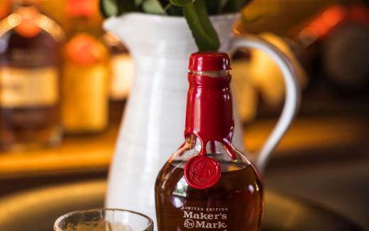 Scotsman whisky ice maker & custom-made glassware for enjoying your favorite pou