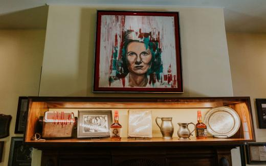 Margie's legacy - notable artifacts from the creation of Maker's Mark
